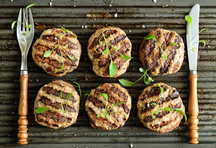Как самому приготовить бургер