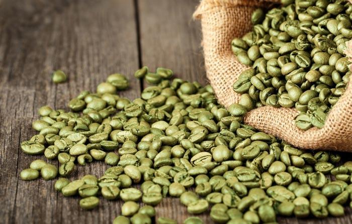 Рецепты кофе - Зеленый кофе с имбирем