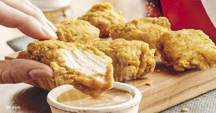 Приготовить курицу из KFC