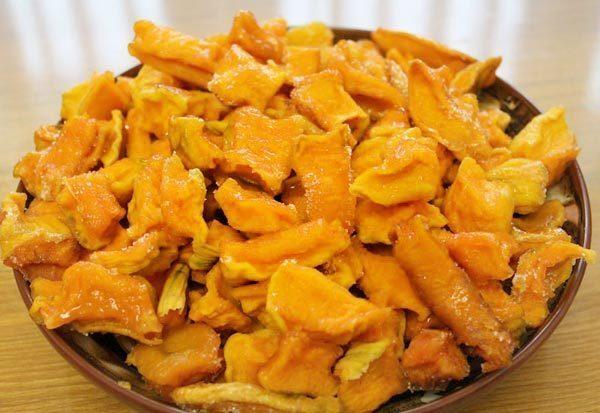 Тыква на зиму,  рецепты из тыквы - Сушеная тыква