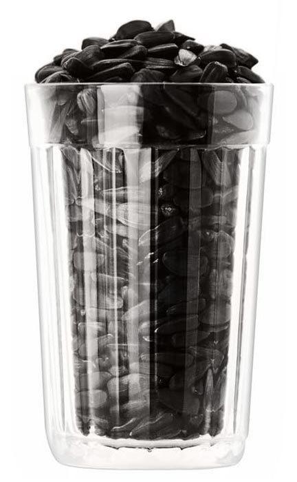 250-граммовый гранёный стакан