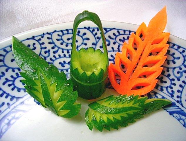 Кулинарный карвинг